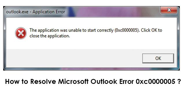 fix-outlook-error-oxc0000005