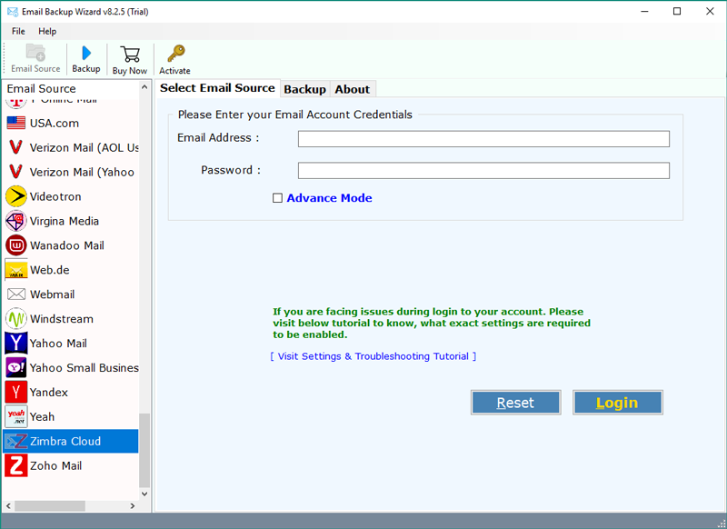 backup-zimbra-mail-server