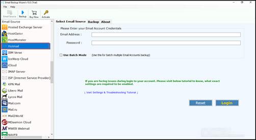 Hotmail.com to Outlook.com migration