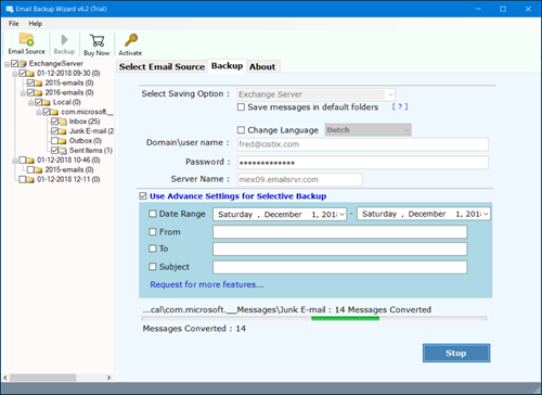migrating Exchange 2007 to 2013