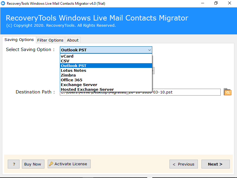 export-windows-live-mail-contacts-to-outlook