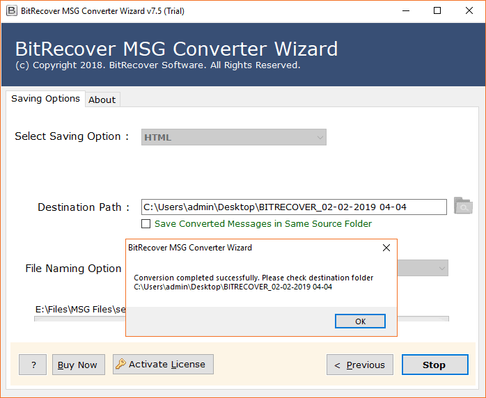 convert-msg-file-to-html