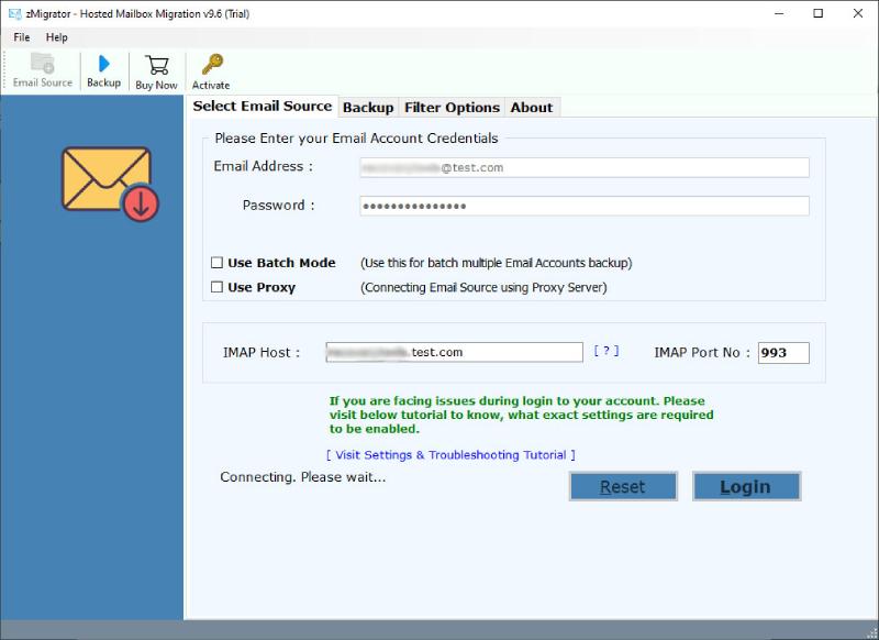 enter-zimbra-cloud-server-details