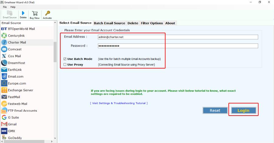 enter-charter-email-login-details