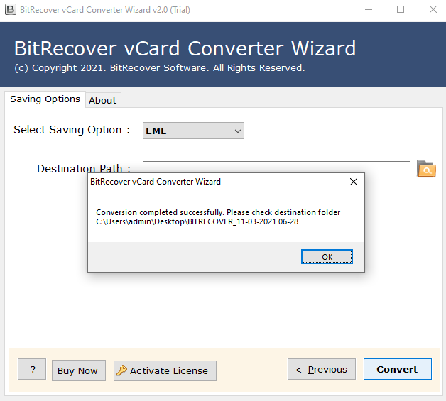 convert-vcf-to-eml