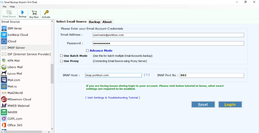enter-porkbun-hosted-email-login-details