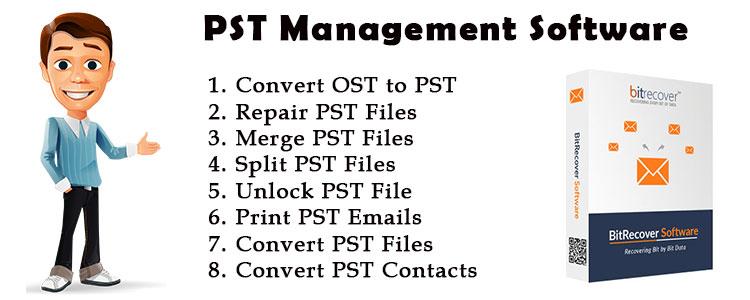 PST Management Software
