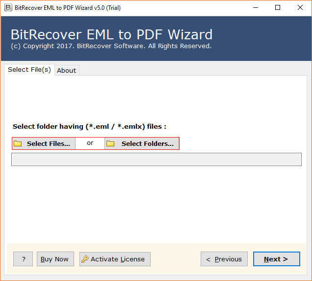 Email to PDF Converter