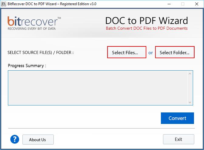 free convert doc to pdf