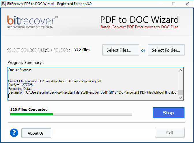 export pdf to word doc