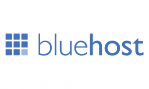 BlueHost Email Logo