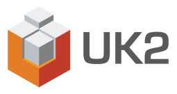 Uk2 Mail Logo