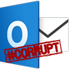 convert pst file from crashed outlook