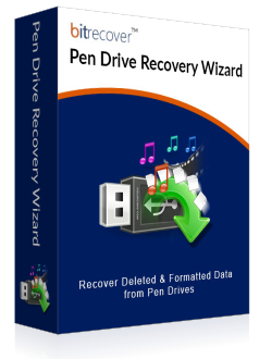 pen drive recovery wizard box