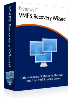 VMFS Recovery Software Box