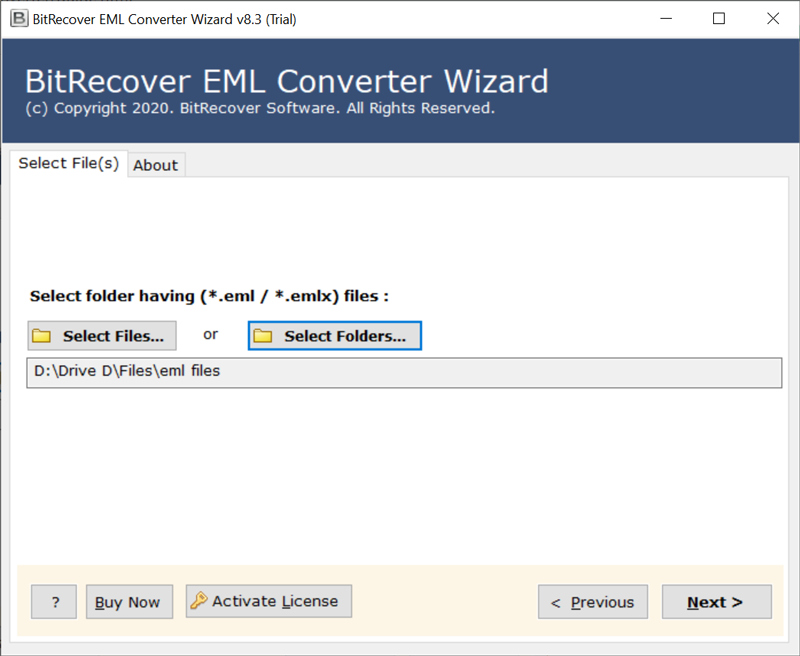 convert emails from eM Client to PST