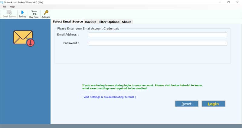 Outlook 365 to Gmail Migrator