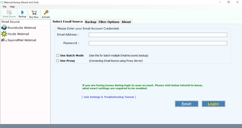 iRedMail backup email tool