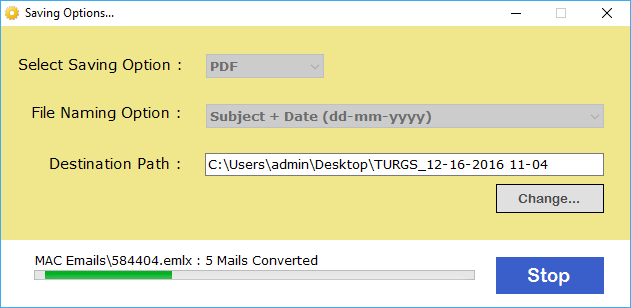 Mac Mail Converter to Migrate Mac Mail to Outlook PST, MBOX