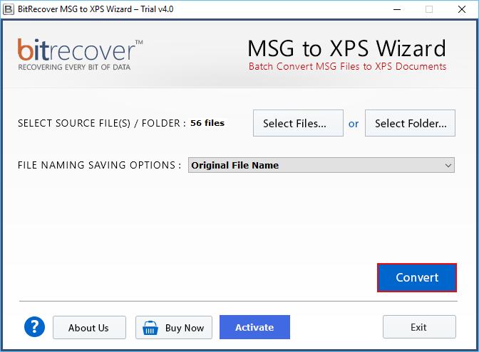 convert pdf to xps free