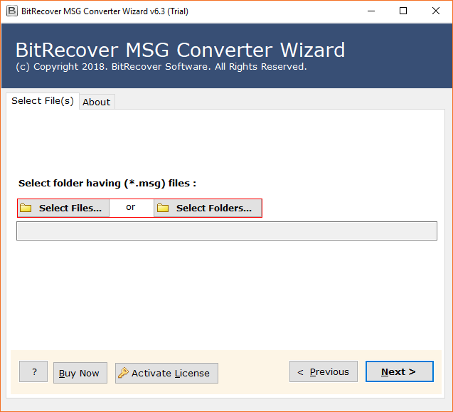 MSG to EML Converter to Import MSG Files into Windows Live