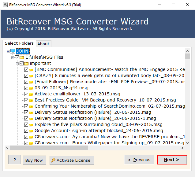 unable to open msg file Office 365