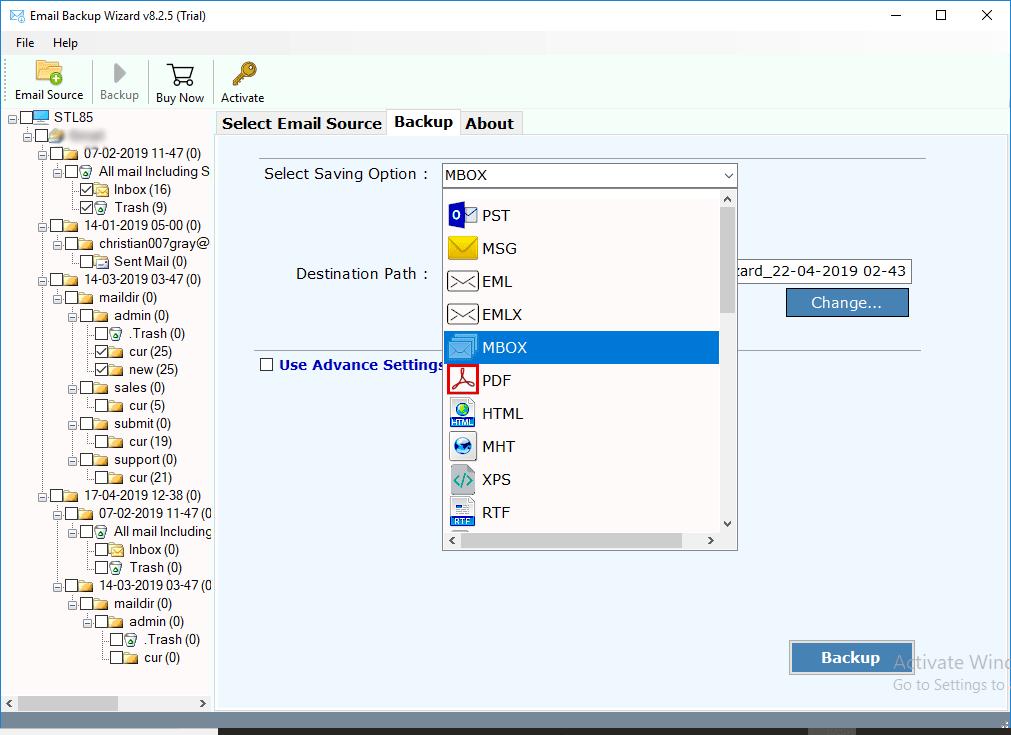 BitRecover Office 365 Converter