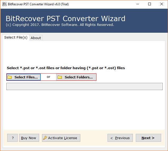 Add MSG Files in Bulk