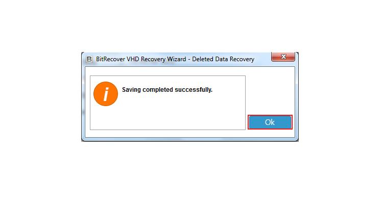 retrieve files from VHDX