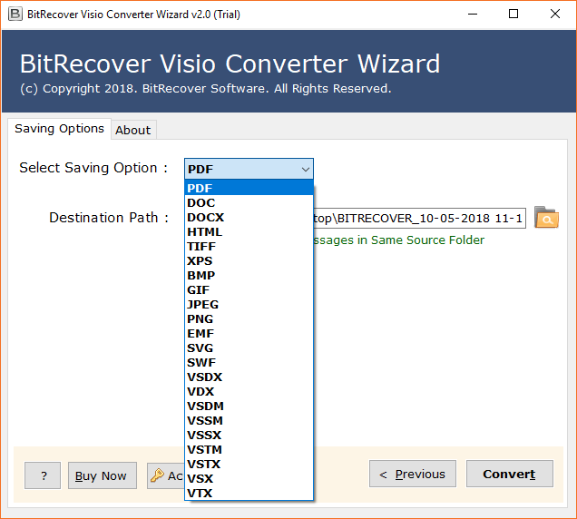 Convert Visio VSD to PDF in Batch with Attachments Effortlessly by