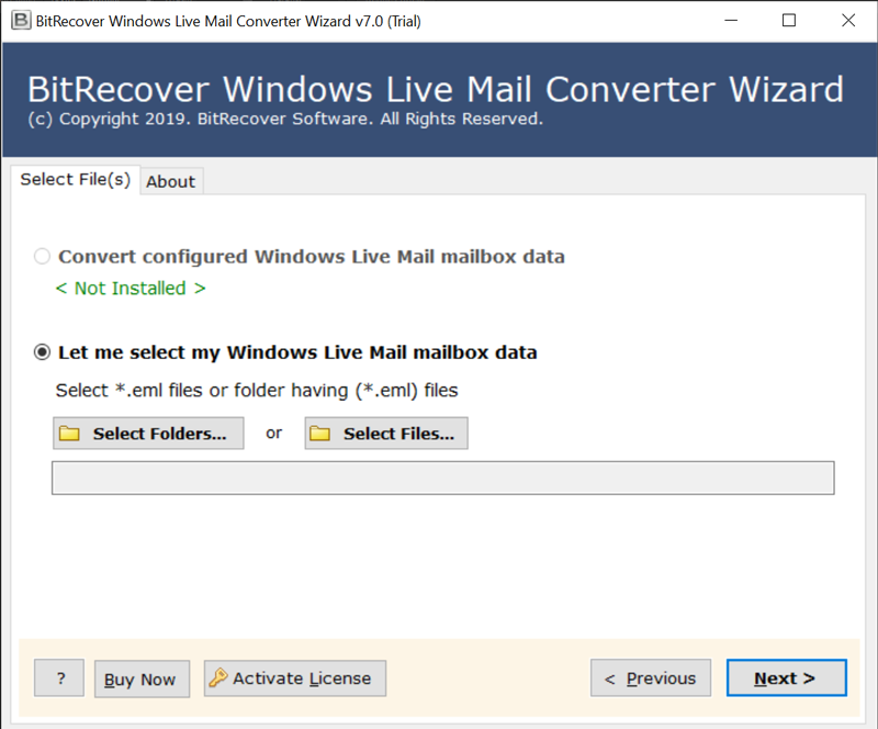 Windows Mail to outlook pst converter